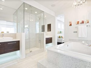 bathroom makeover houston