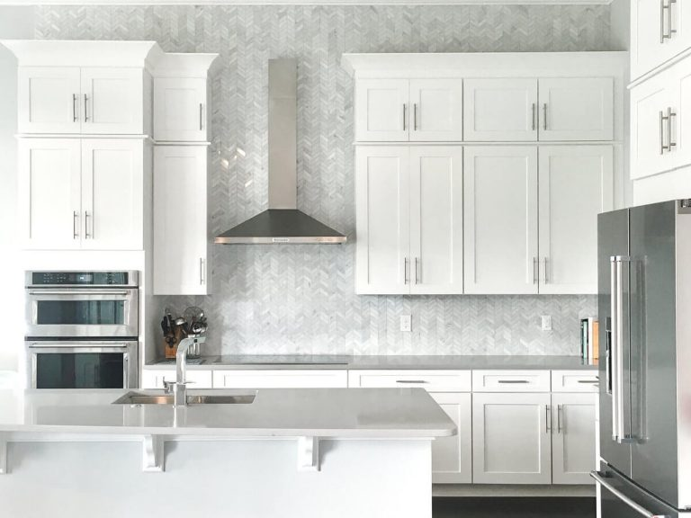 Marble kitchen backsplash installer houston