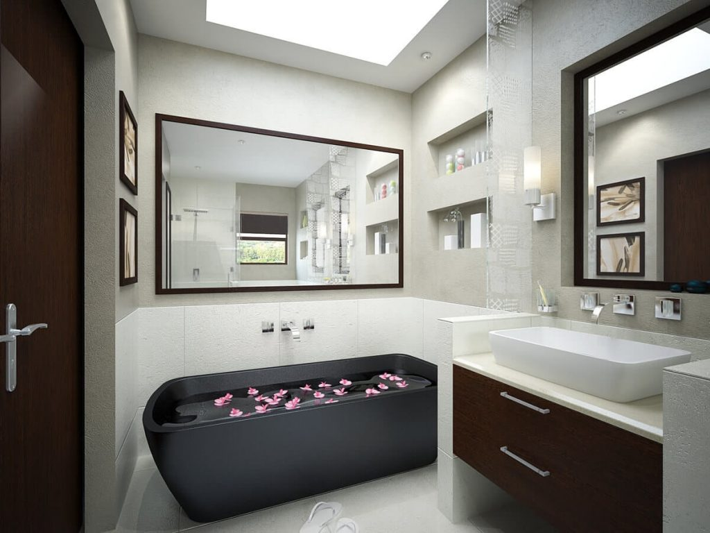 Modern Banyo bathroom renovation ideas-min