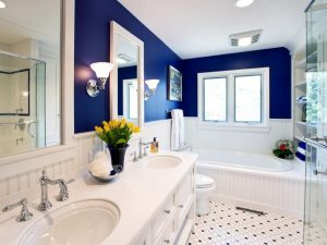 bathroom renovation with ceramic-min